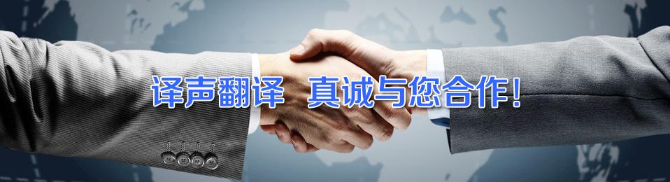 长沙翻译公司